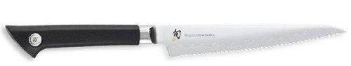 Shun Haru 5.5 Inch Serrated Utility Knife - Wb0722 [Kitchen]