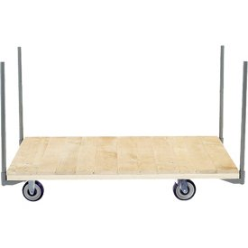 Stake Handle Platform Truck 54x27 1000 Lb. Capacity