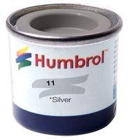 Humbrol - HUM30011 - Accessoire - Maquette - AQ0126 - Gris Metallique