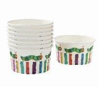 Hungry Caterpillar Treat Tubs Dessert Bowls