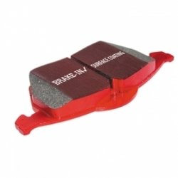 DP31723C EBC REDSTUFF CERAMIC PERFORMANCE BRAKE PADS FRONT