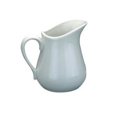Mini Ceramic Jug 4 oz (125ml)