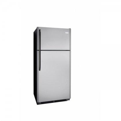 Frigidaire FFHT1817LW, Top Freezer, 18.2 Cubic Ft Refrigerator, White