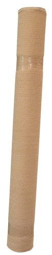Coolaroo Shade Fabric Medium 64% to 70% UV Block 6 Feet by 15 Feet, Sandstone