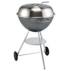 Dancook 1400 Kettle Barbecue 58 cm Diameter Stainless Steel and Aluminium
