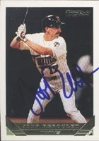 Jeff Reboulet Minnesota Twins 1993 Topps Gold Autographed Hand Signed Trading Card -... by Hall+of+Fame+Memorabilia