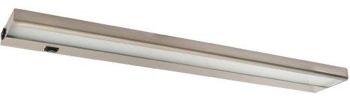 Leducm33Bn - 12 Watt Led Under Cabinet Light Strip, Brushed Nickel