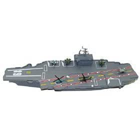 Amazon.com: Deluxe 18-inch Aircraft Carrier: Toys & Games