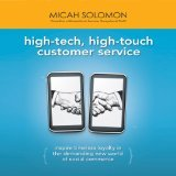 img - for High-Tech, High-Touch Customer Service, Unabridged book / textbook / text book