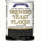 Lewis Labs Brewer's Yeast Flakes 14 Oz