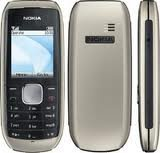 Nokia 1800 Silver grey O2 prepay - pay as you go