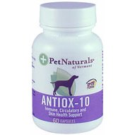 Pet Naturals of Vermont Antiox for Dogs, 60 Caps, 50 Mg