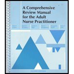 img - for A Comprehensive Review Manual for the Adult Nurse Practitioner book / textbook / text book