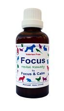 Phytopet Focus Herbal Remedy (No Valerian) 30Ml