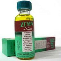 ZEMA lotion Salicylic Acid 12% Dermatitis Eczematoid Psoriasis Eczema Treatment 15 ml made by Zema