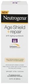 Neutrogena Age Shield Plus Repair Lotion Sunblock, SPF 55, 3 Ounce
