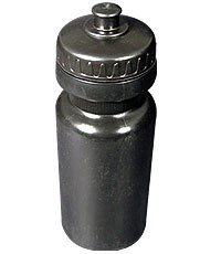 22OZ. BLACK SCREW ON TOP WATER BOTTLE