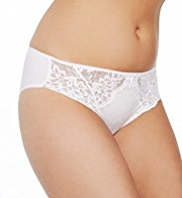 Per Una Jasmine Lace High Leg Knickers