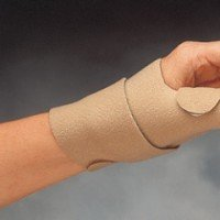 Norco Thumb Wrap With Wrist Support, Left front-629714