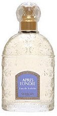 Guerlain Apres L'Ondee Eau de Toilette Spray (White Bee Bottle) 100ml