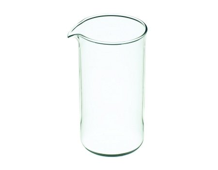 L'Express Coffee Plunger Replacement Glass Jug - 3 Cup