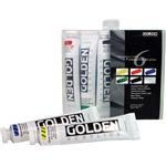 Golden Heavy Body Acrylic Introductory Set (0000074-0)