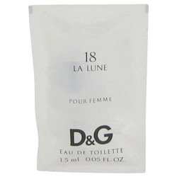 La Lune 18 by Dolce & Gabbana Vial (sample) .05 oz (Women)