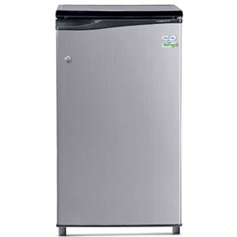 Videocon VC091PSH-FDW Direct-cool Single-door Refrigerator (80 Ltrs, 3 Star Star Rating, Silver Hairline)
