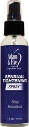 Adam & Eve Sensual serrage Spray, 4 Fl.. Oz. (118