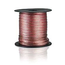 50-Ft. 16-Gauge Clear Megacable® Wire