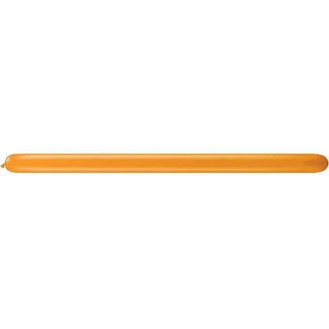 Qualatex 260Q Mandarin Orange Tying Balloons (10ct)