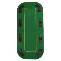 Trademark Poker Texas Hold'em Full-Size Folding Table Top