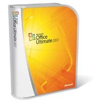 Microsoft Office Ultimate 2007 UPGRADE [DVD] [Old Version]