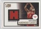 David Wesley Houston Rockets (Basketball Card) 2005-06 Topps Style Hardwood Classics... by Topps
