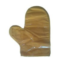 Nushine Brass, Copper and Bronze Cleaning Mitts - contains special impregnation