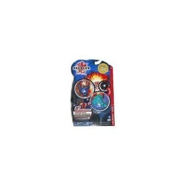 Bakugan Battle Brawlers B2 Bakupearl Series Starter Pack   Colors Will Vary