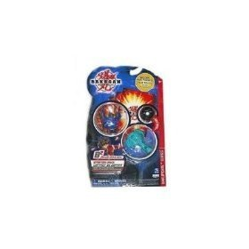 Bakugan Battle Brawlers B2 Bakupearl Series Starter Pack - (Colors Will Vary)