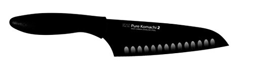 How it looks of Kershaw Pure Komachi 2 Hollow Ground