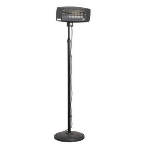 Sealey IFSH2003 2000W/230V Infrared Quartz Patio Heater with Telescopic Floor Stand