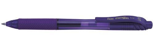 Pentel Liquid Gel-Tintenroller EnerGel-X BL107, violett