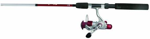 Okuma Spinning Fishing Rod and Reel Combo, 6-Feet