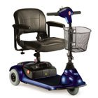 Buy Invacare Lynx L-3 Scooter (Options - Color: Blue) by Invacare