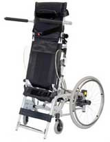 "Stand-Up Wheelchair - 16"" from Karman Healthcare"
