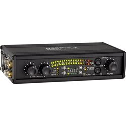 Sound Devices Usbpre 2 Usb Stereo Audio Interface W/ Mic + Line Inputs