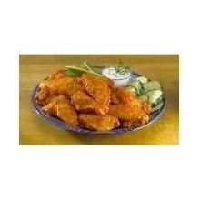 Extreme Wings Buffalo Style Fully Cooked Chicken Wingette, 12 Pound -- 1 Each.