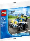 Lego, City, Police ATV (30228) Bagged