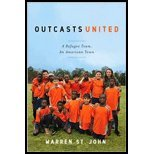 img - for Outcasts United (09) by John, Warren St [Hardcover (2009)] book / textbook / text book