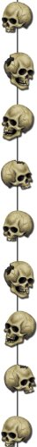 Skull Stringer Party Accessory (1 count) (1/Pkg)