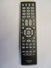New Original Toshiba Universal Remote Control CT-90302 CT90302 for TV/CABLE/ SAT/ AUX1/2