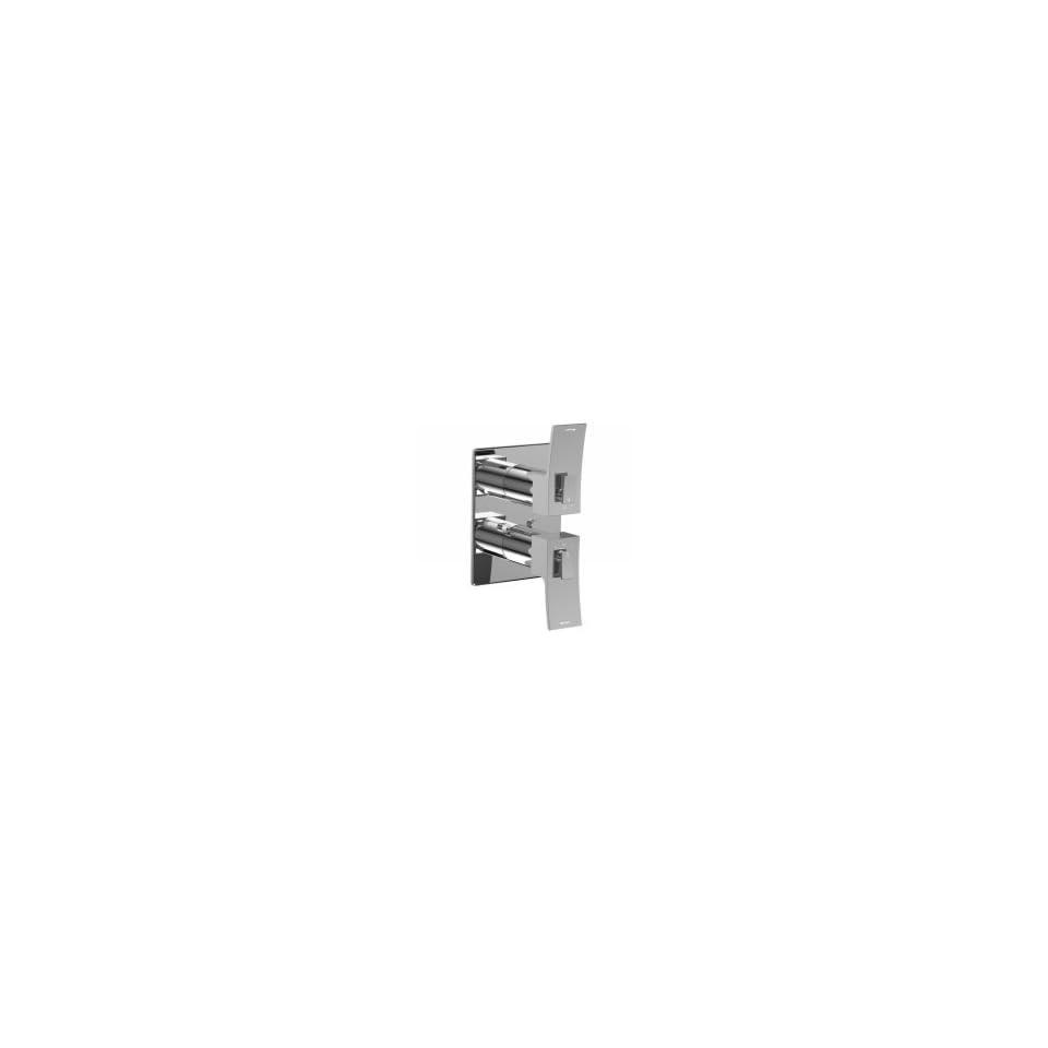 Riobel ¾ double coaxial thermostatic pressure balance valve ZOTQ83C Chrome